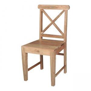 Kika καρέκλα ακακία φυσικό