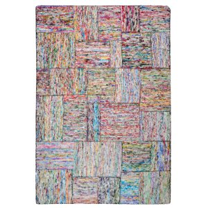 Silk Lane boho πολύχρωμο χαλί 190x290 εκ
