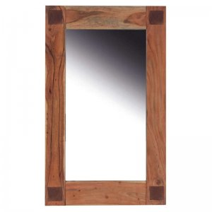 Καθρέπτης ξύλινος 50x90 εκ