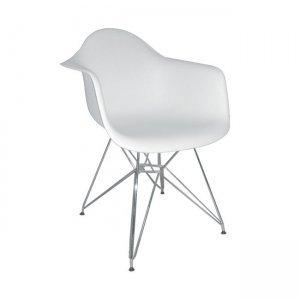 Alea πολυθρόνα pp λευκή