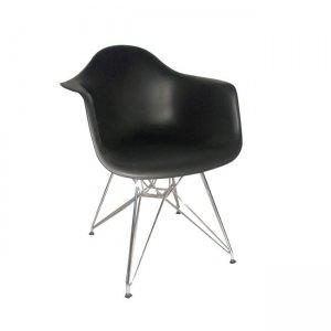 Alea πολυθρόνα pp μαύρη