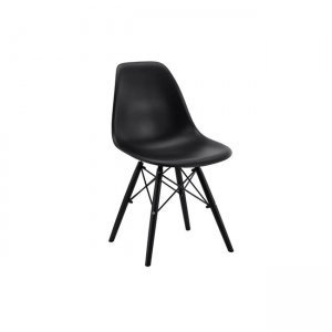 Art καρέκλα pp μαύρο πόδι pp μαύρο