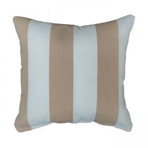 Διακοσμητικό μαξιλάρι Pillow ριγέ 40x40 εκ