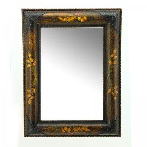 Ethnic καθρέφτης με ζωγραφιστός 80x60 εκ