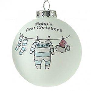 First Christmas μπάλες και Παιδικά στολίδια