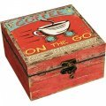 Vintage Κουτιά Μπαούλα Βαλίτσες Καφάσια και Καλάθια