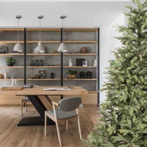 EchoBurlin Χριστουγεννιάτικο δέντρο mix με ύψος 210 εκ