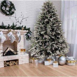 EchoLachat Χριστουγεννιάτικο δέντρο με mix κλαδιά και ύψος 300 εκ