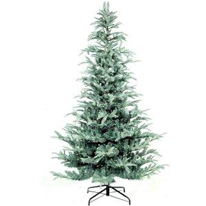 Aspenblue Pre-lite Χριστουγεννιάτικο δέντρο Mix PE με ενσωματωμένα 650 led 270 εκ