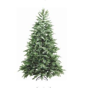 EchoArFrost Χριστουγεννιάτικο δέντρο παγωμένο με mix φύλλωμα και ύψος 180 εκ