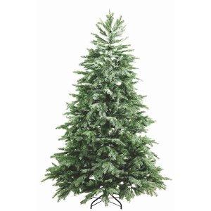 EchoArFrost Χριστουγεννιάτικο δέντρο παγωμένο με mix φύλλωμα και ύψος 210 εκ