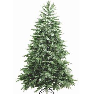 EchoArFrost Χριστουγεννιάτικο δέντρο παγωμένο με mix φύλλωμα και ύψος 240 εκ