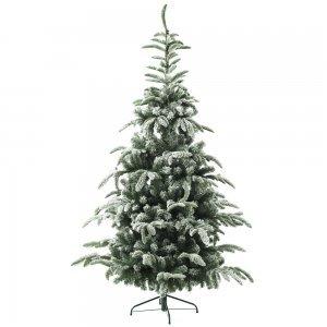 EchoSnow χιονισμένο Χριστουγεννιάτικο δέντρο με ύψος 225 εκ.