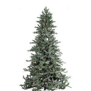 Olympus Frosted Χριστουγεννιάτικο δέντρο παγωμένο με ύψος 270 εκ