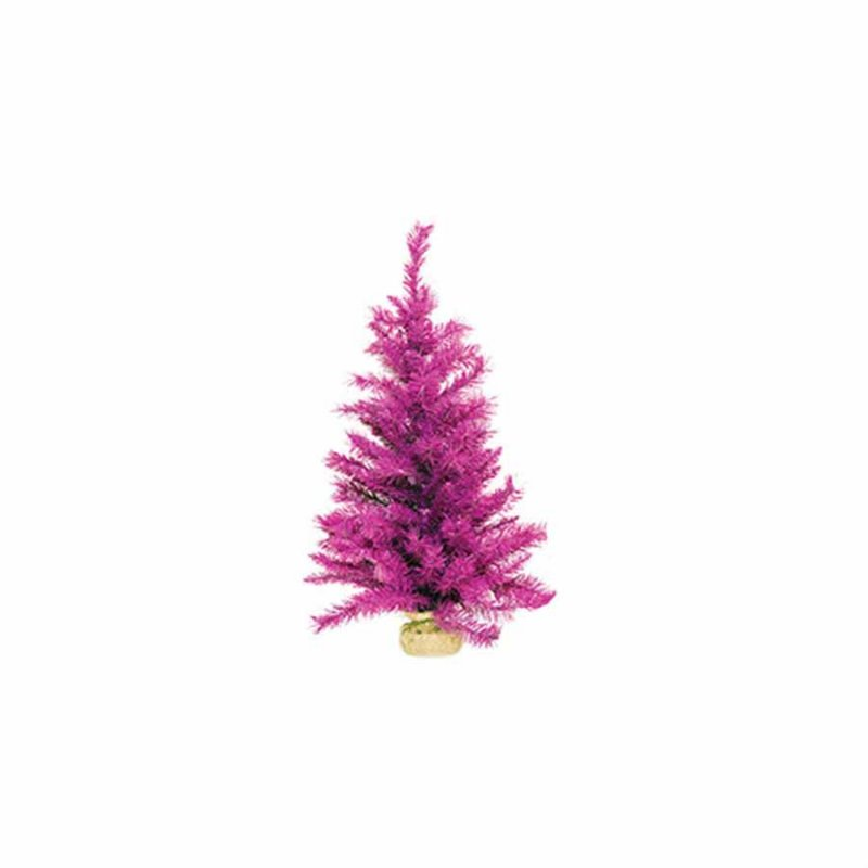 Purple Tree Χριστουγεννιάτικο δέντρο μωβ 60cm