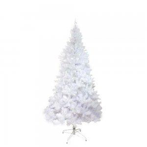 Χριστουγεννιάτικο δέντρο Λευκό ιριδίζον 180cm