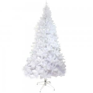 Χριστουγεννιάτικο δέντρο Λευκό ιριδίζον 240cm