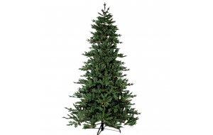 Mont Blanc Χριστουγεννιάτικο δέντρο με mix κλαδιά και ύψος 270 εκ