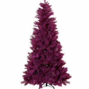 Purple Tree Χριστουγεννιάτικο δέντρο μωβ 240cm - 1.438 κλαδιά