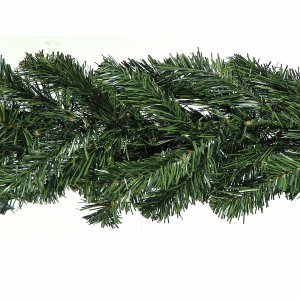 Χριστουγεννιάτικη γιρλάντα πράσινη 270εκ