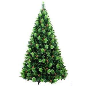 Echo Kamp Χριστουγεννιάτικο δέντρο mix needle με κουκουνάρια 210 εκ