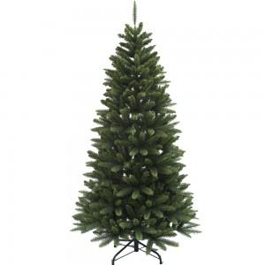 ΕchoExe Χριστουγεννιάτικο δέντρο Semi-Slim με κλαδιά PE Mix και ύψος 240 εκ