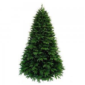 EchoFran Χριστουγεννιάτικο δέντρο με κλαδιά PE Mix και ύψος 210 εκ