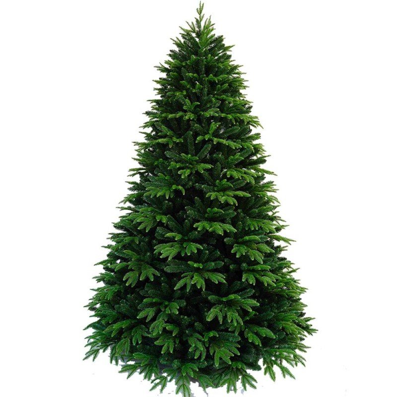 EchoFran Χριστουγεννιάτικο δέντρο με κλαδιά PE Mix και ύψος 240 εκ