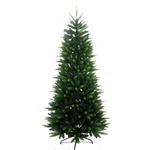 EchoOslo Χριστουγεννιάτικο δέντρο με κλαδιά PE Mix και ύψος 210 εκ