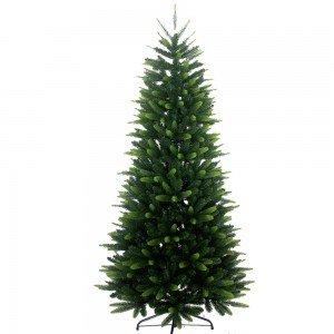 Echooslo Χριστουγεννιάτικο δέντρο με κλαδιά PE Mix και ύψος 240 εκ