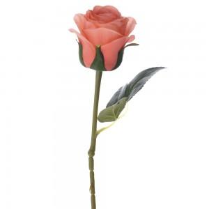 Διακοσμητικό σωμόν τριαντάφυλλο σετ των δώδεκα τεμαχίων 50 εκ