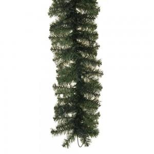 Πράσινη γιρλάντα διακόσμησης με 200 κλαδιά 32 εκ