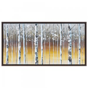 Πίνακας με κορμούς δέντρων 125x65 εκ