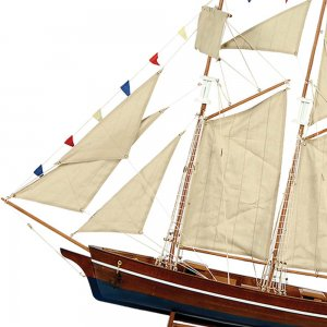 Ship Καραβάκι Διακοσμητικό με πανιά 150cm