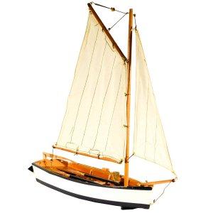 Διακοσμητική Βάρκα με πανιά 34 εκατοστά