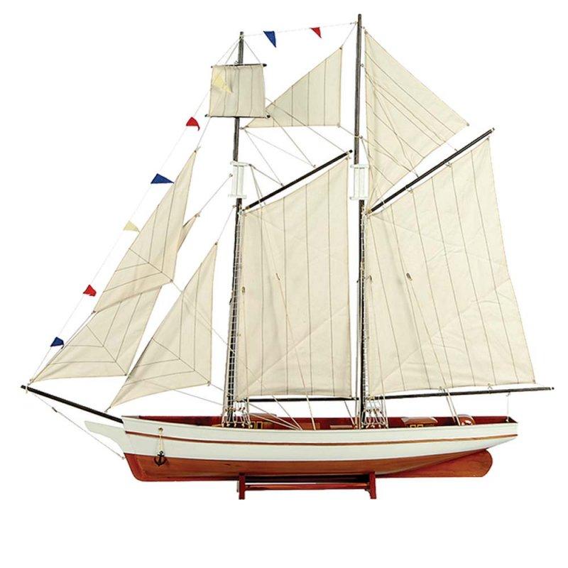 Ship Καραβάκι Διακοσμητικό με πανιά 120cm