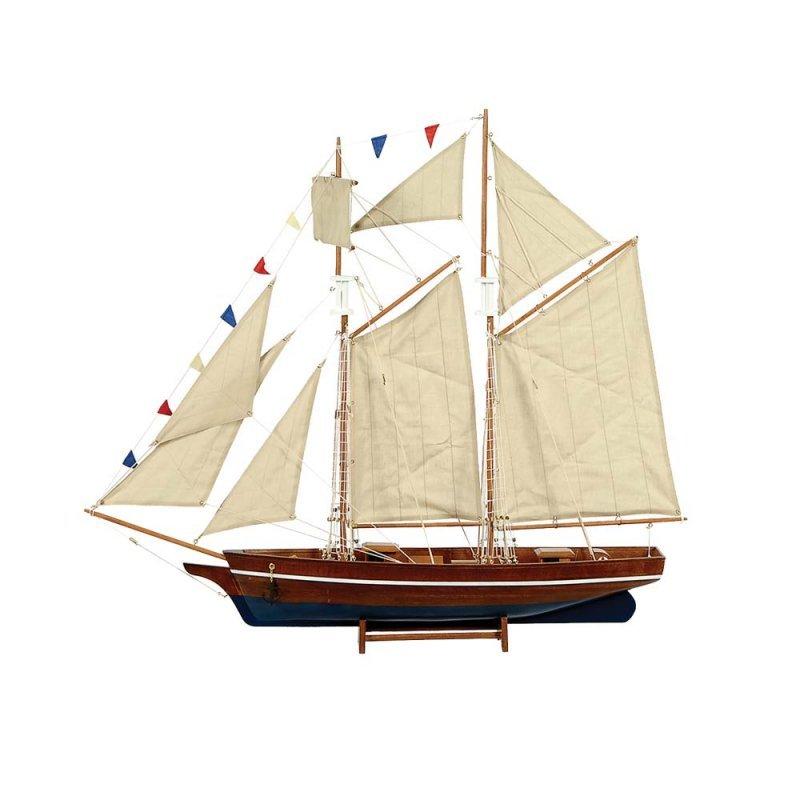 Ship Καραβάκι Διακοσμητικό με πανιά 50cm