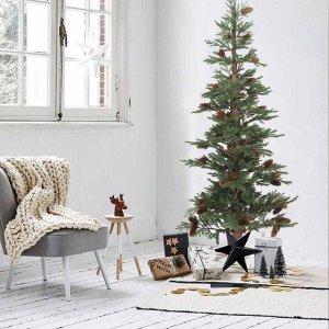 EchoWoody Χριστουγεννιάτικο δέντρο slim Full Pe με ύψος 230 εκ