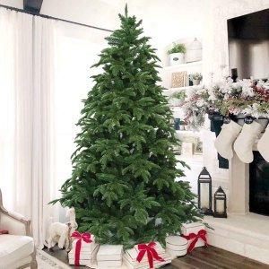 EchoAria Χριστουγεννιάτικο δέντρο με μικτό φύλλωμα και ύψος 240 εκ.