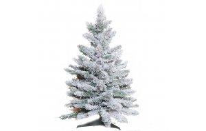 Flocked Pine Χριστουγεννιάτικο Δεντράκι 90cm