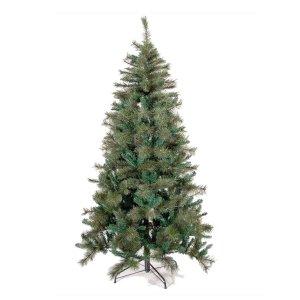 Aspen medislim Χριστουγεννιάτικο δέντρο με mix ND-PVC φύλλωμα 210εκ