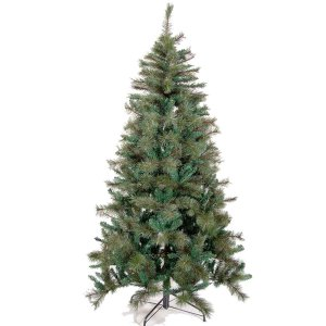 Aspen Χριστουγεννιάτικο δέντρο mix ND-PVC medislim 240εκ