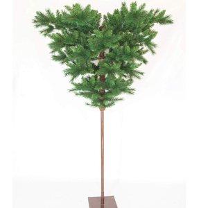 EchoEri Χριστουγεννιάτικο δέντρο ομπρέλα με Mix κλαδιά 210 εκ.