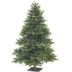 EchoHill  Δέντρο Χριστουγεννιάτικο με ξύλινο φυσικό κορμό και ύψος 230cm