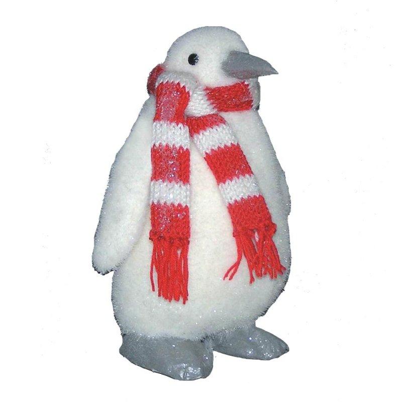 KN Πιγκουίνος με κασκόλ 30cm