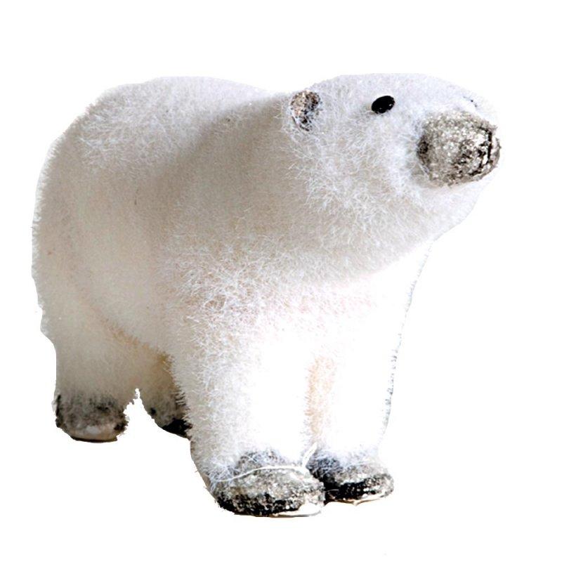 KN Χριστουγεννιάτικο Διακοσμητικο Αρκούδα 29cm