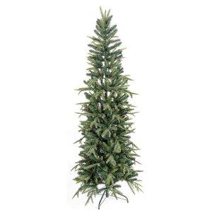 Norway Slim Χριστουγεννιάτικο δέντρο Mix PE 210εκ