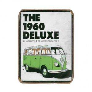 Ρετρό Μαγνητάκι ψυγείου Χειροποίητο 70's Car