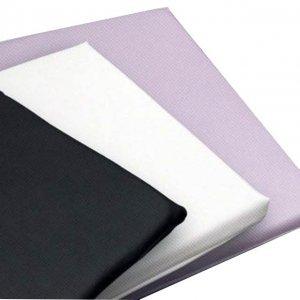 Custom Μαξιλάρια για κάθισμα τετράγωνο με πάχος 4 εκ