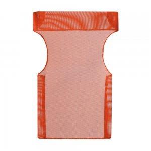 Ανταλλακτικό πανί για καρέκλα σκηνοθέτη διάτρητο πορτοκαλί